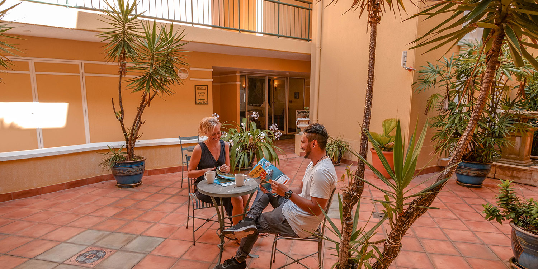 outdoor-area-il-palazzo | il Palazzo